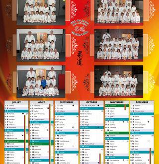 calendrier judo goderville