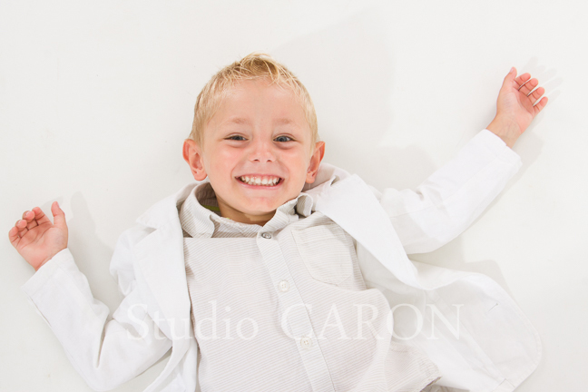 Shooting Photo Portrait Enfant