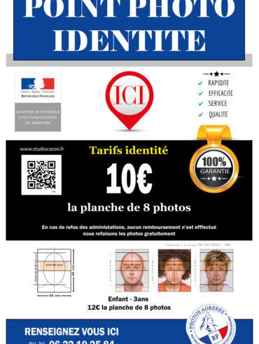 Point photo identité