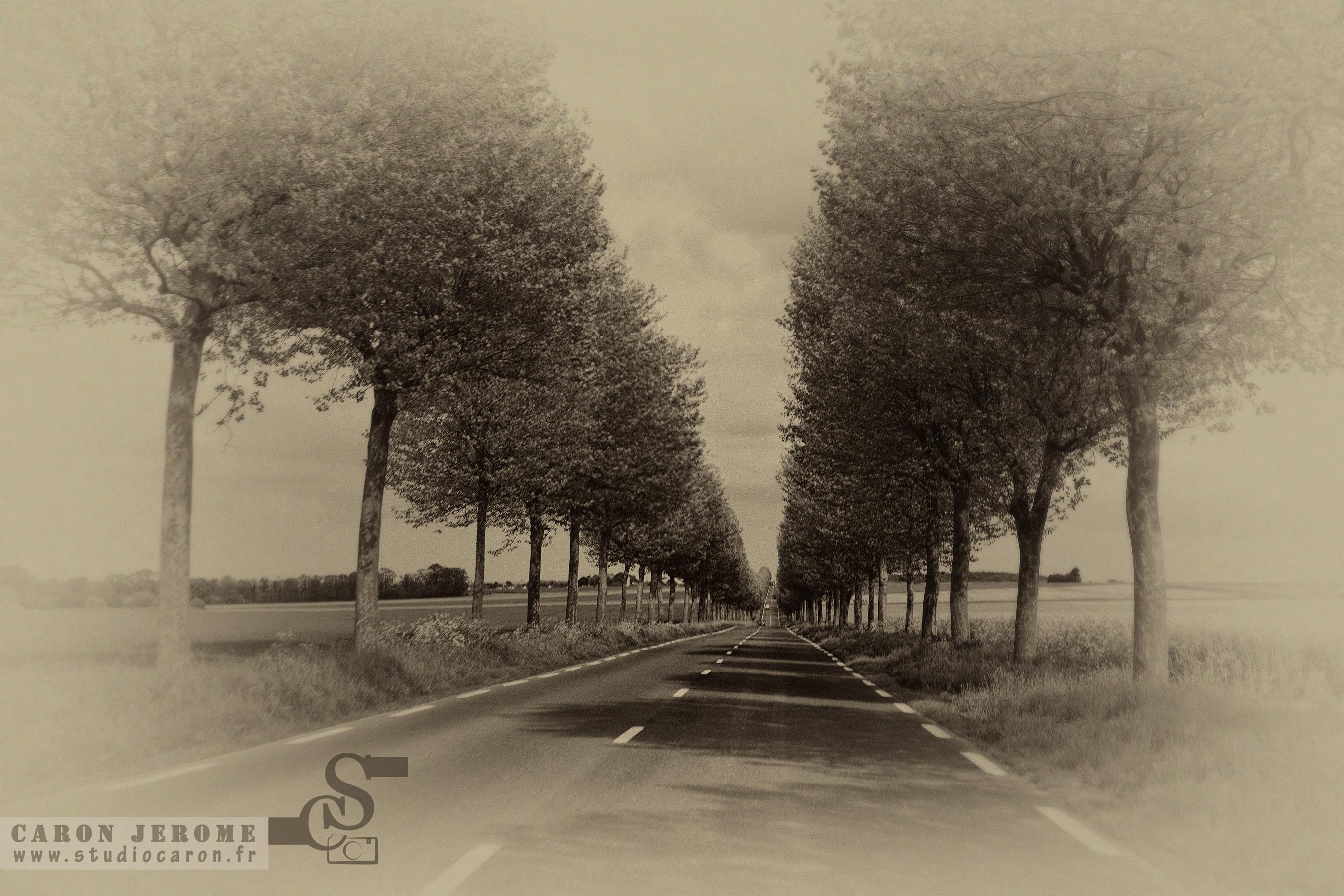 Route Ancienne Calvados