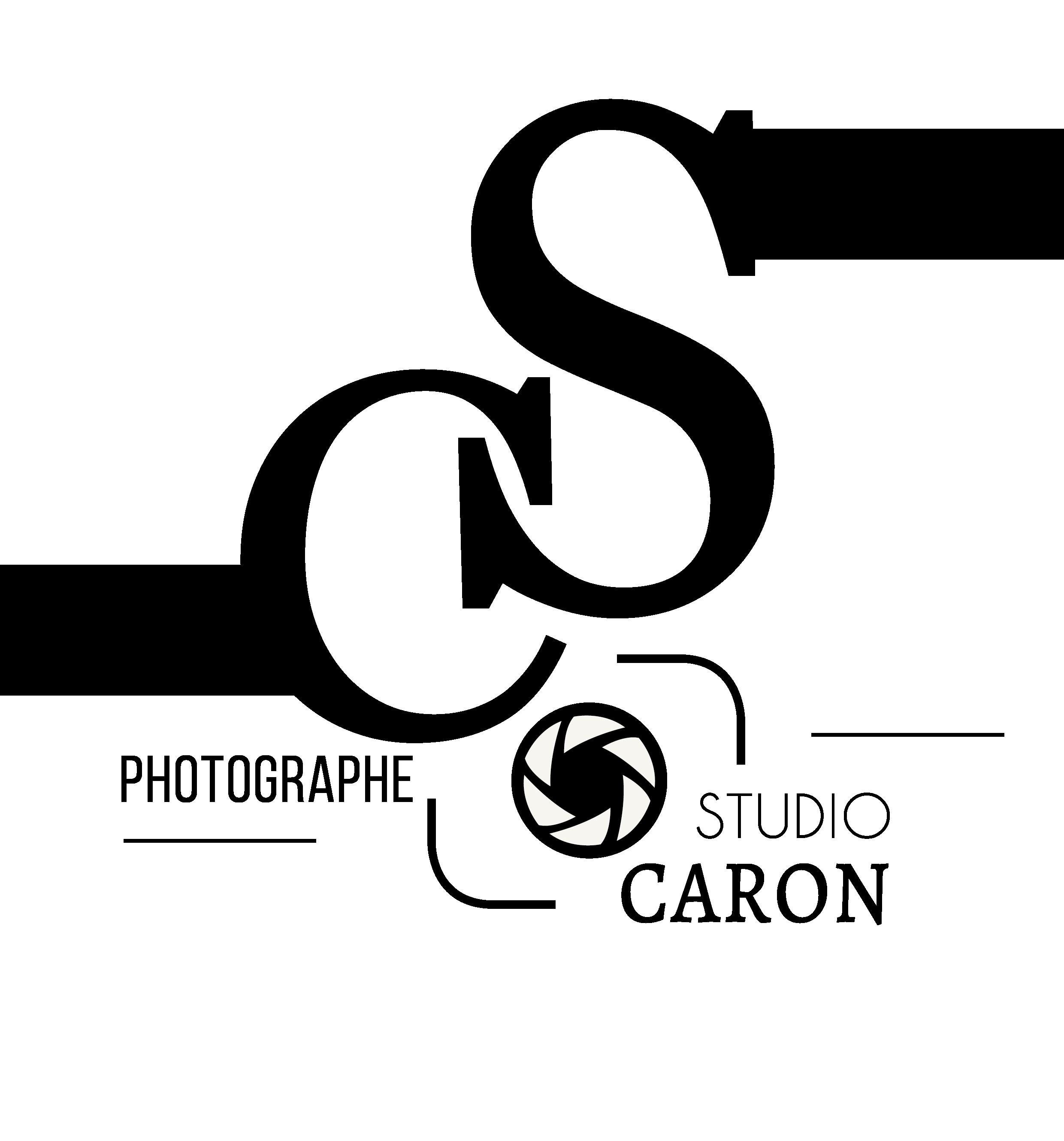 Évolution Du  Logo Studio CARON