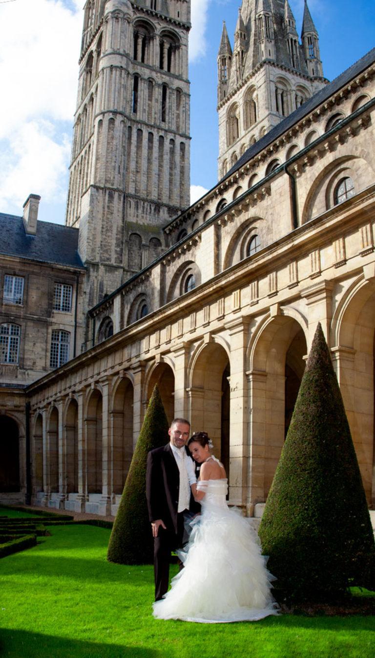 Couple abbaye