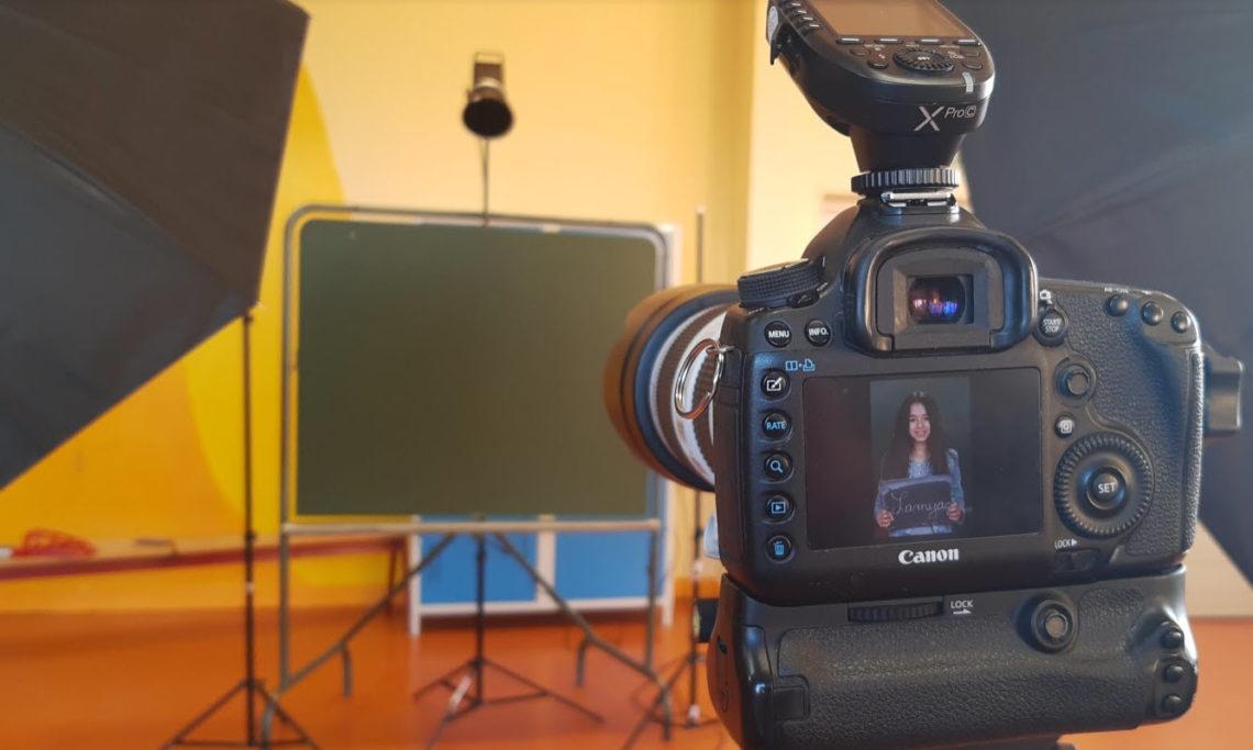 appareil photo scolaire