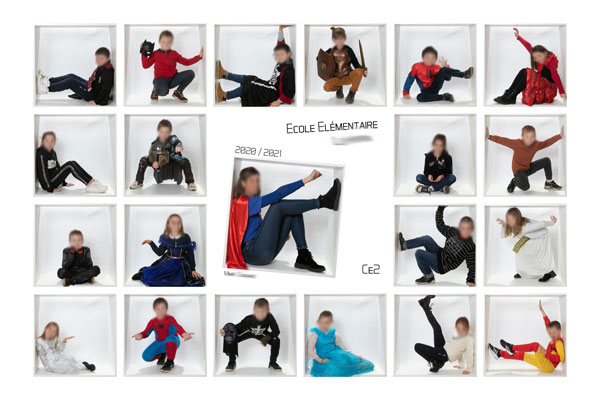 groupe cube classe